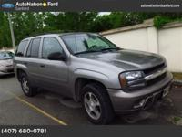 2007 Chevrolet TrailBlazer Our Location is: AutoNation