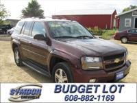 Exterior Color: maroon, Body: SUV, Engine: 4.2L I6 24V