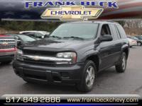Options:  2007 Chevrolet Trailblazer Ls|Ls 4Dr Suv