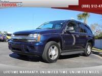 2007 Chevrolet TrailBlazer LS, *** FLORIDA OWNED