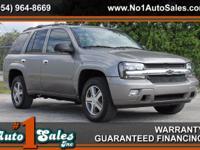 Options:  2007 Chevrolet Trailblazer Lt|*** Warranty!