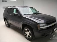 This 2007 Chevrolet TrailBlazer LS 2WD is offered by