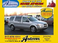 Andrews Automotive Certified Used 2007 Chevrolet