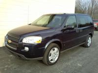 Options Included: Daytime Running Lamps, Brakes,