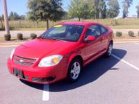 This 2007 Chevrolet Cobalt 2dr 2dr Coupe LT Coupe