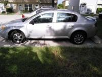 2007 chevy cobalt ls, 114,000 miles, great AC engine is