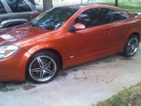 'm selling my 2007 Cobalt SS 2.4L the car is an