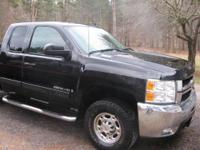I have a 2007 Chevy Duramax Diesel for sale. It has