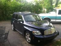 2007 Chevy HHR. Imperial Blue, LT model 2.4L 4cyl