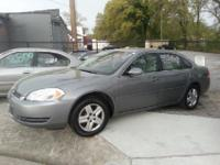 2007 Chevy Impala $2995 Cash. Cloth Interior ...
