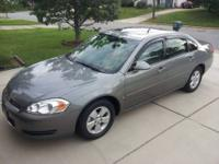 I am selling my 2007 Chevy Impala LT. 2 Owner, I'm the