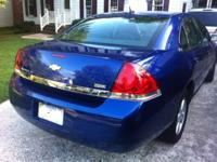 Really well kept 2007 Chevy Impala LT, Alloy Wheels,