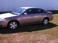 2007 Chevy Impala Nice Car! Great automobile without