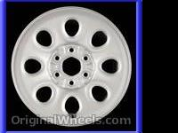 Wheel Part Number: #8069 (AKA: 8074) 2005-2013