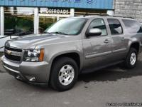 2007 Chevy Suburban 'LT' 4WD!! ONLY 55K MILES!!