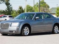 This outstanding example of a 2007 Chrysler 300 Touring