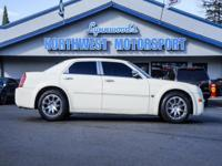 Clean Carfax Sedan with Sunroof!  Options:  Rear