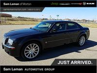 It has the Hemi! Check out this awesome 2007 Chrysler