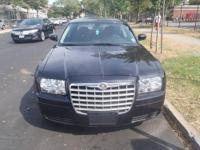 The 07 Chrysler 300 has distinctive styling,sculpted