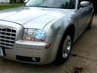 2007 chrysler 300 touring rear wheel drive, v6. 108,000