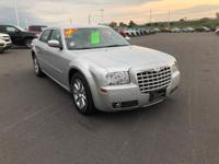 Silver / Steel 2007 Chrysler 300 Touring RWD 5-Speed