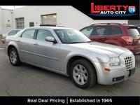 CARFAX One-Owner. Bright Silver Metallic Clearcoat 2007