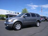 2007 Chrysler Aspen 4dr 4x4 Limited Limited Our