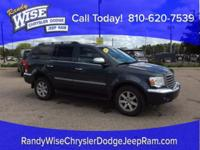 Clean CARFAX. HEMI V8 Engine, Power Moonroof,