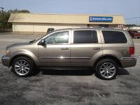 2007 CHRYSLER ASPEN LIMITED! EVERY FACTORY OPTION