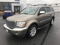 Check out this gently-used 2007 Chrysler Aspen we