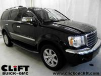 Put this 2007 CHRYSLER ASPEN on your shopping list