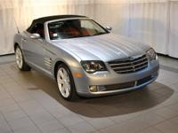 Options Included: N/AThis 2007 Chrysler Crossfire has a