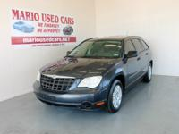 This is a very clean 2007 chrysler pacifica 4dr wgn Fwd