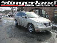 Options:  2007 Chrysler Pacifica Limited|Odometer Is