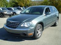 Options Included: Third Row Seat, Alloy Wheels, CD,