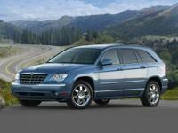 Chrysler 2007 Touring Gold  Options:  Premium Cloth