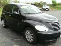 Fresh out of the shop is this low mile PT Cruiser.
