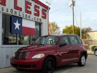 This 2007 Chrysler PT Cruiser 4dr Wgn is waiting for