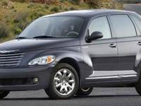 Come see this 2007 Chrysler PT Cruiser Limited. Its