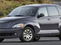 Options Included: 4 Cylinder Engine, 4-Speed A/T, A/C,