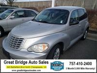 2007 Chrysler PT Cruiser CARS HAVE A 150 POINT INSP,