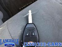 Blue 2007 Chrysler PT Cruiser Touring FWD 4-Speed