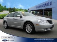 Grand and graceful, this 2007 Chrysler Sebring Sdn