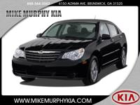 You'll love the look and feel of this 2007 Chrysler