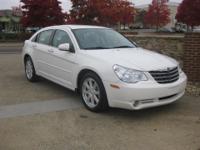 Exterior Color: stone white, Body: Sedan, Engine: 3.5L