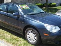 For sale is a 2007 Chrysler sebring touring edition it