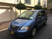 Options:  2007 Chrysler Town And Country Mini Van W/