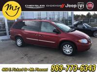 Options:  2007 Chrysler Town & Country