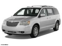 Options:  2007 Chrysler Town & Country Touring|Miles: