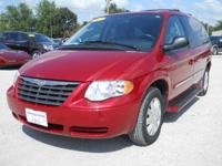 Options Included: N/A2007 Chrysler Town & Country